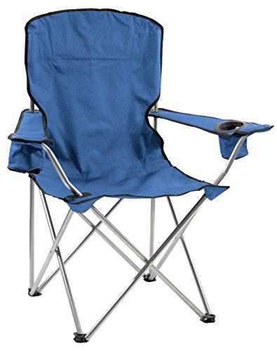 Quik Shade Quick Chair Deluxe - Silla Plegable, Color Azul Marino