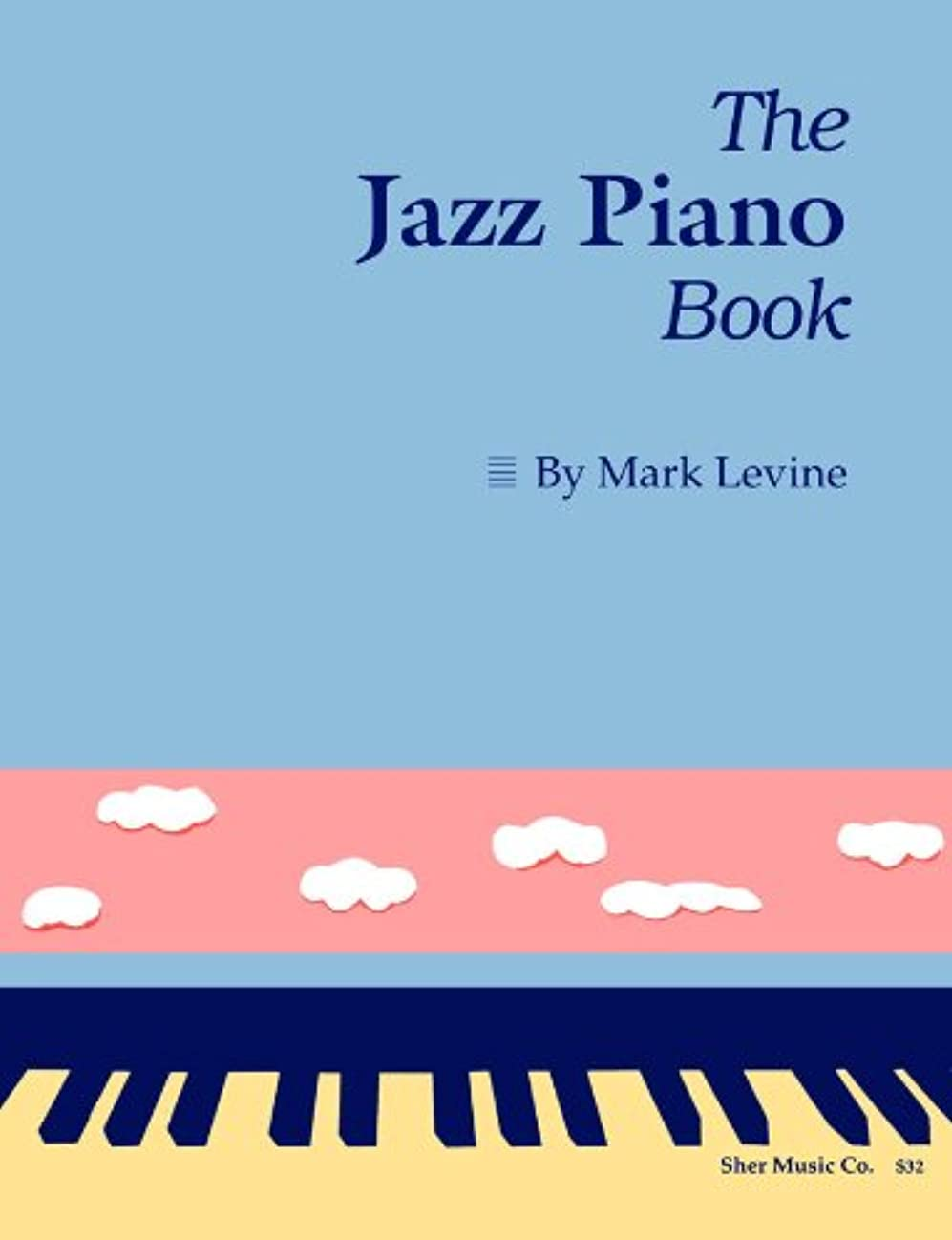 クリケットドレイン甘味The Jazz Piano Book (English Edition)