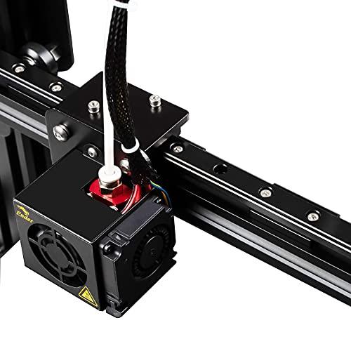UniTak3D Carrello dell'asse X Ender 3 MGN12H Guida di Scorrimento Lineare in Alluminio Mod Guida Lineare Accessori di Aggiornamento per Creality Ender 3 V2, stampante 3D Ender 3 Pro