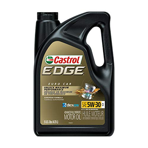 Castrol 03559 Edge 5W-30 C3 Advanced Full...