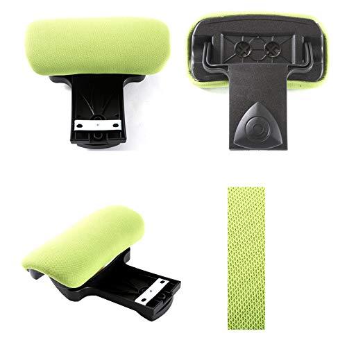 XER Hals Rückenlehne Unterstützung Einstellbar Rollstuhl Kopfstütze Unterstützung Kissen Kissen Gemütlich Sitz Zurück Universal Rollstuhl Zubehör,2.2