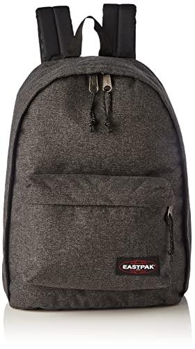 Eastpak Out of Office Rucksack, 44 cm, 27 L, Grau (Black Denim)