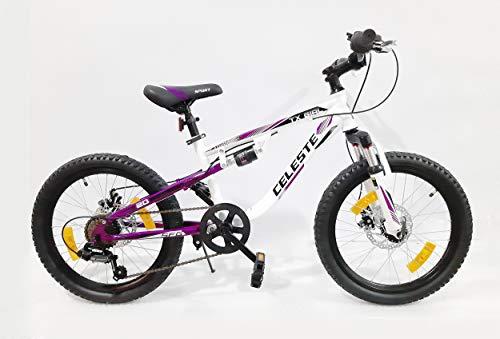 Bicicleta de montaña de 20 pulgadas de VTT