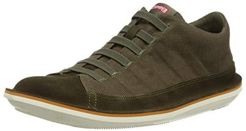 CAMPER Herren Beetle Schuhe Hohe Sneaker, Grün (Dark Green 300), 42 EU