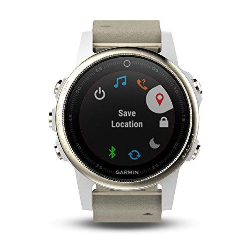 Garmin Fenix 5s Zafiro Relojes Inteligentes