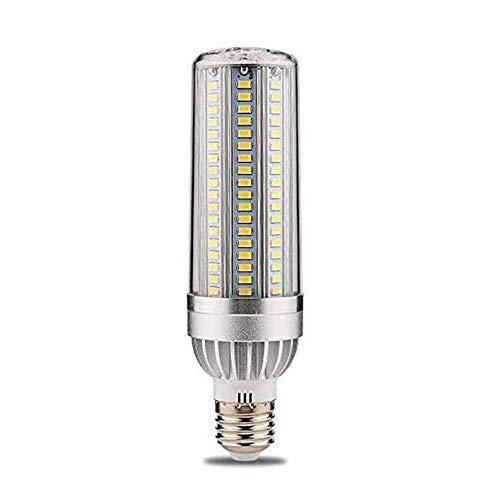 Wanfei Bombilla LED E27, 50W Maíz Bombilla 380W Equivalente Incandescente, 5400lm 6000K Maíz...