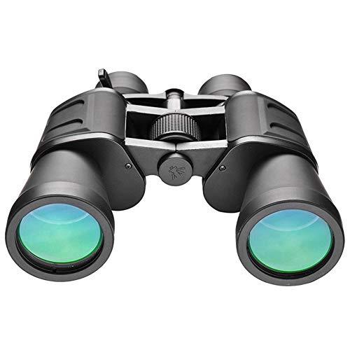 Binocolo HD Ad Alta Potenza 10-180 x 100 per Adulti, telescopio ad Ampio Raggio con Zoom grandangolare, binocolo con Super Trasparente, per Escursioni, Caccia, concerti, Viaggi