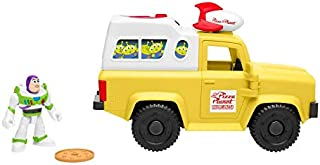 Fisher-Price Disney/Pixar Toy Story 4 Pizza Planet Truck