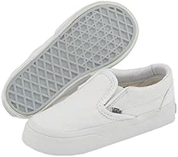 9872509b6f5e0e Vans Kids. Classic Slip-On Core (Toddler).  30.00. 5Rated 5 stars5Rated 5  stars. True White