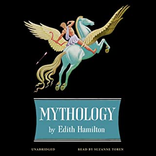 Mythology audiobook cover art