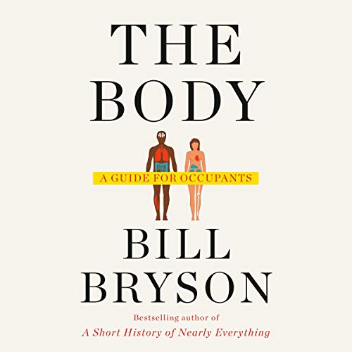 The Body audiobook cover art