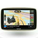TomTom GO Premium X - Navegador GPS (800 x 480 Pixeles, GO Premium X 6' Car...