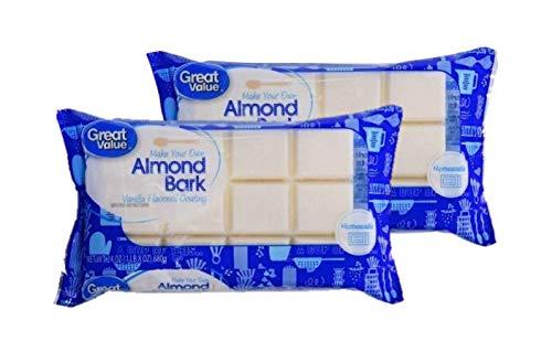 Vanilla Almond Bark