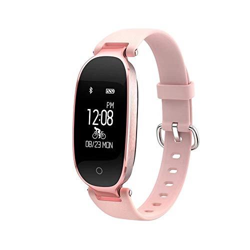 New Exercise Tracker Heart Rate Monitor Waterproof Activity Tracker Smart Calorie Step Counter Sleep...