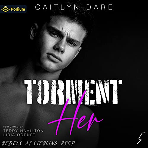 Torment Her Audiobook By Caitlyn Dare cover art