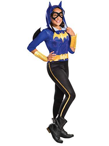 Rubie's-déguisement officiel - I-620741L - Warner - Déguisement classique pour fille Superhéros Bat girl - 8-10 ans - Taille L