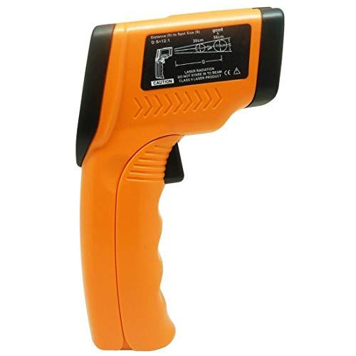 IR Infrarot Thermometer DT8380H Laser Digital berührungsloses Temperaturmessgerät