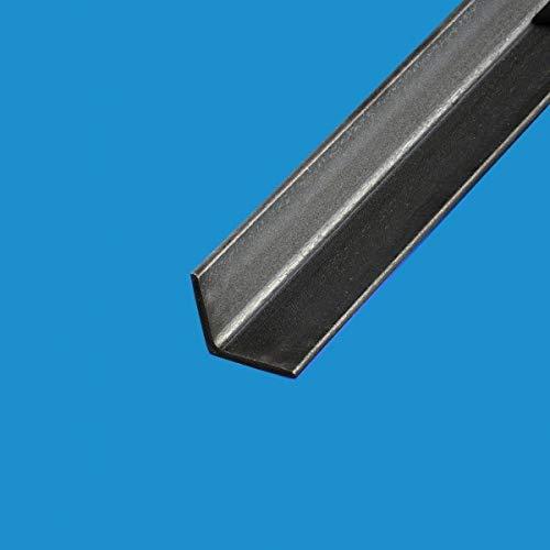 Commentfer - Corniere acier 60x60 Epaisseur en mm - 6 mm, Longueur en metre - 2 metres, Sections en mm - 60 x 60 mm