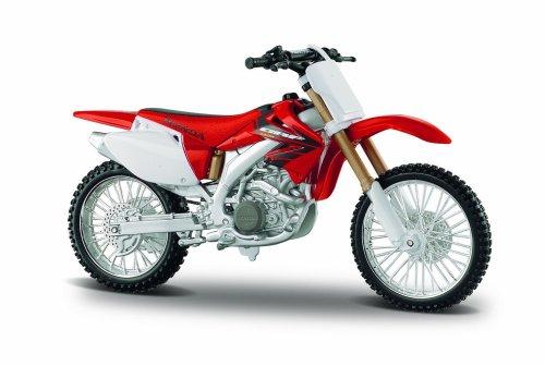 Maisto - 2049747 - Véhicule Miniature - Modèle À L'échelle - Honda Crf450r - Echelle 1/12