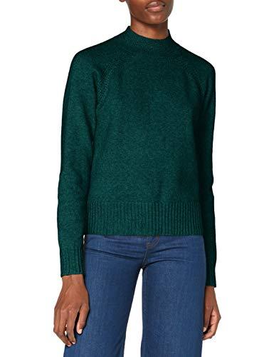 edc by Esprit 100CC1I326 Maglione, 379/DARK Teal Green 5, M Donna