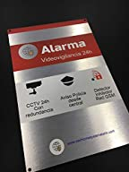Amazon.es: cartel alarma securitas