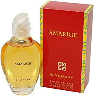 6139f4d5d4 Givenchy Amarige eau de toilette spray for women, 3.3 Fl. Oz.