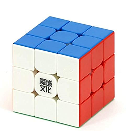 CuberSpeed MoYu Weilong WR M 2020 stickerless 3x3 Speed Cube Weilong WRM v2...