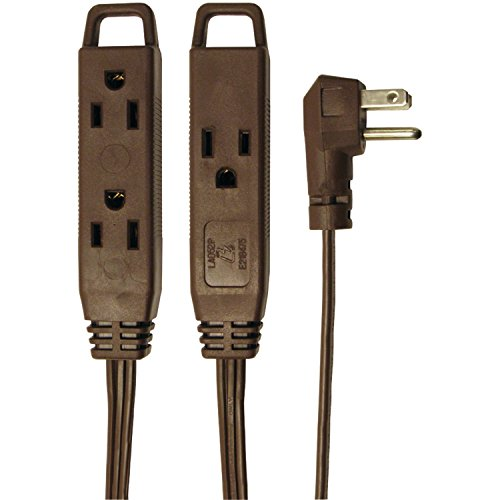 Axis Power Cord Cable (45504), 8.75 Inch x 2.75 Inch x 1.50 Inch, Brown