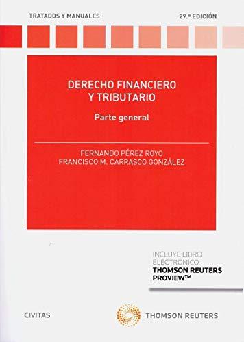 Derecho financiero y tributario (Papel + e-book): Parte