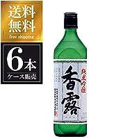 香露 純米吟醸 720ml x 6本 (ケース販売) [熊本県酒造研究所/熊本県/OKN]