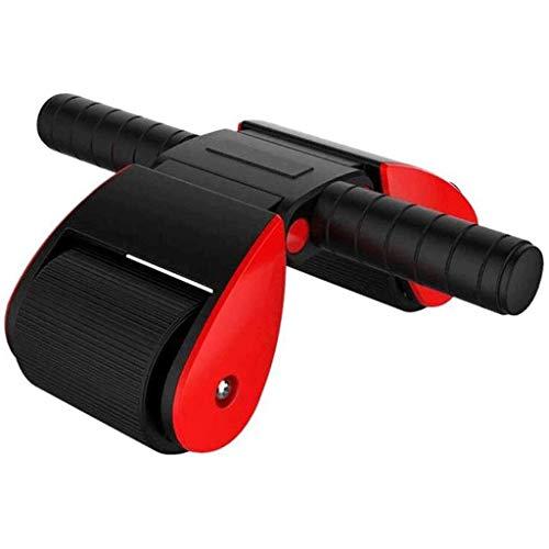 YDHWT Bauchmuskeln Rad, Abnehmen Abdomen Startseite Tragbarer Sportgerät Body Shaping Fitness