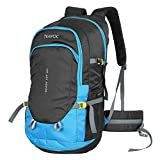 TRAWOC 55 Ltr Travel Backpack for Outdoor Sport Camping Hiking Trekking Bag Rucksack