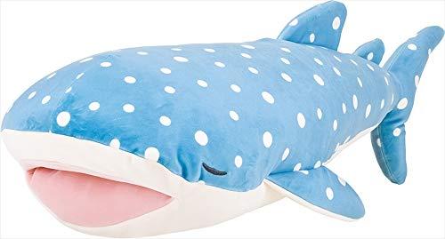 りぶはあと 抱き枕 プレミアムねむねむアニマルズかむかむズ じんべえザメのじんべえさん Lサイズ(全長約63cm) ふわふわ もちもち 68840-62