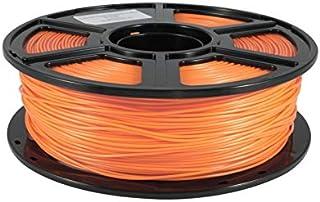 Flashforge Orange Pearl Ultra Strong PLA Base 1 kg by WOL 3D
