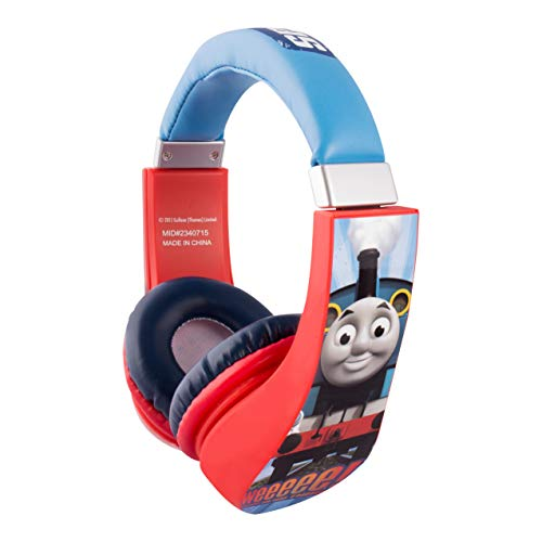 Price comparison product image Sakar 30385 Batman Kid Safe Over the Ear Headphone w / Volume Limiter,  Thomas and Friends