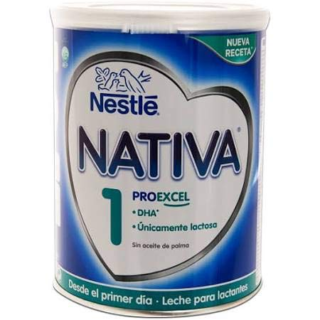 Nestlé NATIVA 1 - Leche...