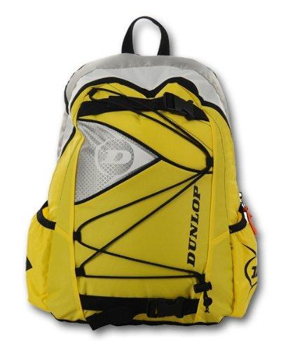 Dunlop Aerogel 4d Backpack Yellow–Bolsa de tenis