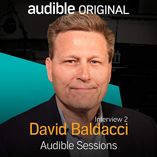 David Baldacci - November 2018 audiobook cover art