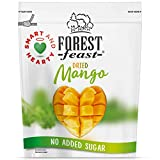 Forest Feast Exotic Dried Natural Mango Smart & Hearty No Added Sugar 650g