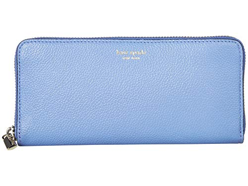 Kate Spade New York Margaux Slim Continental Wallet Forget-Me-Not One Size
