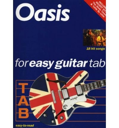 [Oasis for Easy Guitar TAB] [Author: Various] [November, 2002]