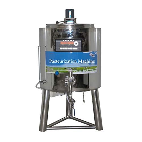 MXBAOHENG Máquina pasteurizadora Comercial para esterilización de desinfección de Zumo de Leche de Acero Inoxidable
