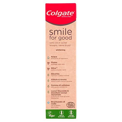 Colgate Zahnpasta Vegan Smile for Good White, 75 ml