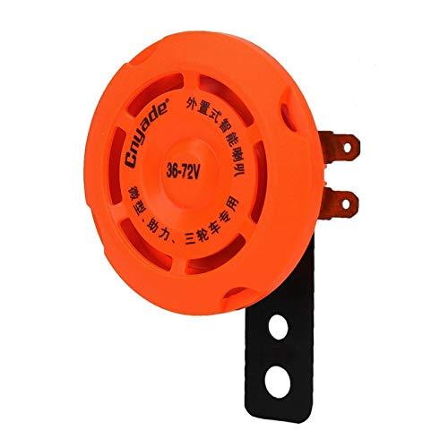 SALUTUYA Sonido Impermeable del PVC 105Bb del Cuerno de la Bici, para...