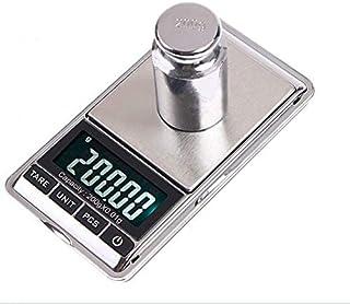 Mini Digital Scale Portable Weighing Scale 200gx0.01g LCD Electronic Pocket Case Kitchen Jewelry Diamond Balance
