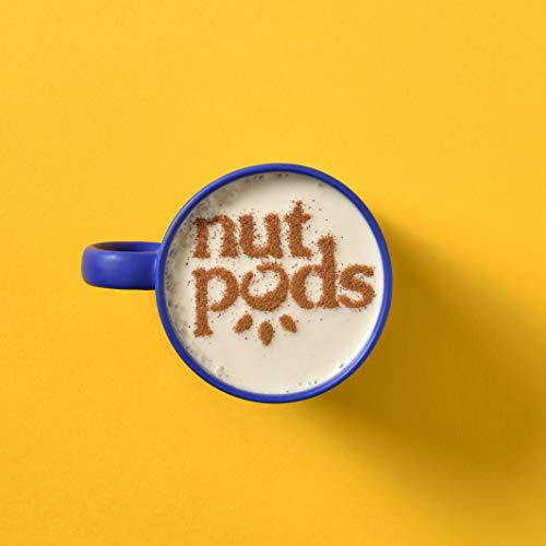 nutpods Café Collection 3-pack, Unsweetened Dairy-Free Liquid Coffee Creamer Made From Almonds and Coconuts