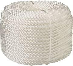 Power Grip Plastic PP Danline Ropes(White) Diameter 16mm Length 110 mtrs