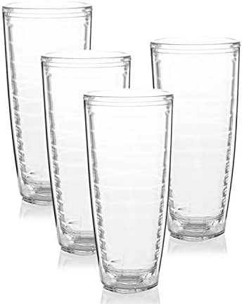 Srenta 26 Ounce Insulated Tumblers Doubled Walled Insulated Cups Made From Tritan Plastic Contains product image