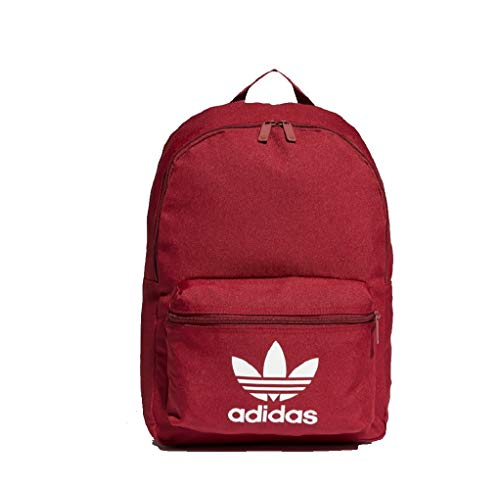 Adidas AC Classic - Mochila Rojo granate talla única