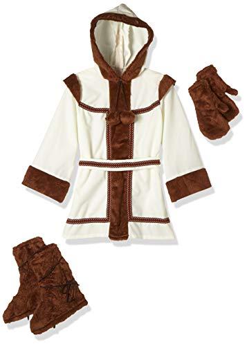 disfraz prime Disfraz Esquimal niña, Multicolor, estandar (limitsport 8421796429141)